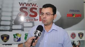 Delegado Paulo Márcio: explicando a prisão