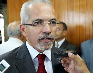 Edvaldo: negando acordo para dar vaga ao PT