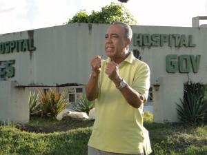 João: críticas na direção de Rogério Carvalho