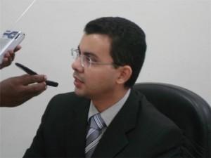 Paulo Márcio: efetuou a prisão